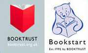 Click here for the Bookstart Webpage